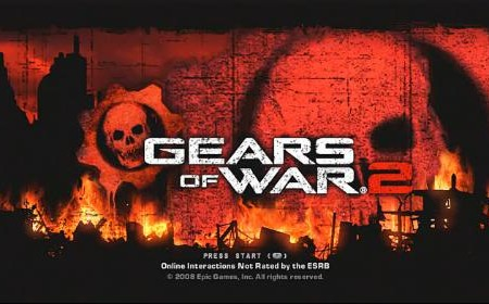 Gears of War 2 – Game of the Year Edition...