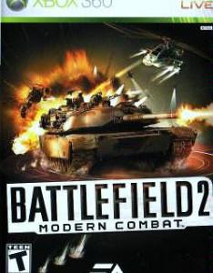 Battlefield 2 Modern Combat – Xbox...