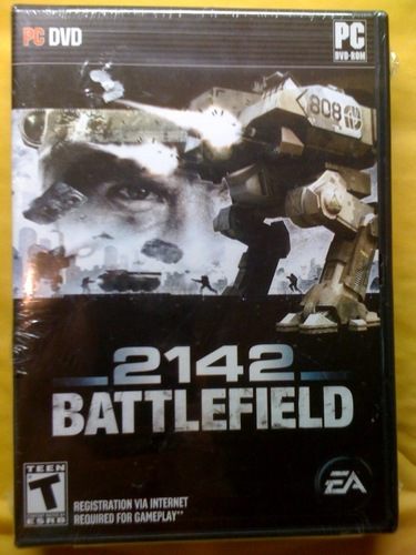 Battlefield 2142 PC review